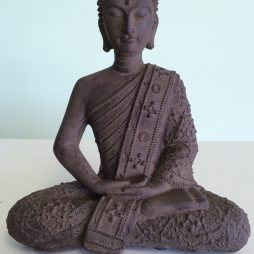 gift, statue, Buddha