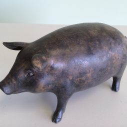 gift, bronze animal, figurine