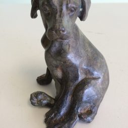 gift, bronze animal, figurine