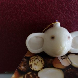 gift, ornament, tagua, mouse