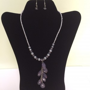 Necklace & Earring Set 107