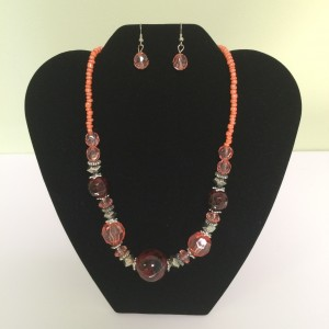 Necklace & Earring Set 109