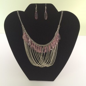 Fashion Necklace & Earring Set 110