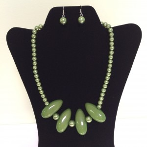 Fashion Necklace & Earring Set 116