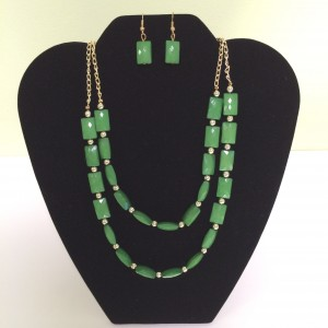 Fashion Necklace & Earring Set 118