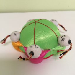 Chinese Miniature Pin Cushion Multi Color