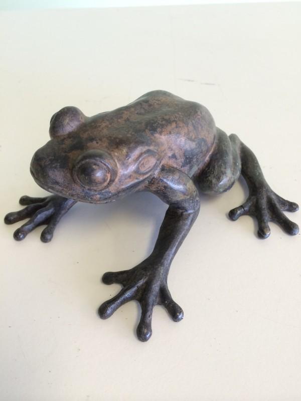 Frog, Bronze