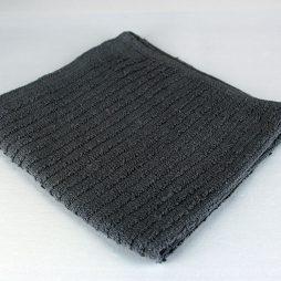 dish cloth, gray