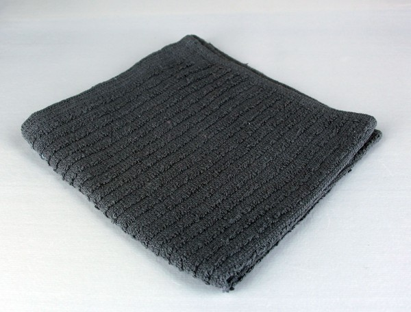 dish cloth, gray