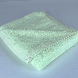 Hand Towel, Honeydew, 100% Cotton