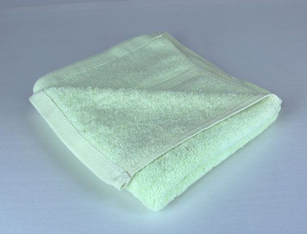 Hand Towel, Honeydew, 100% Cotton
