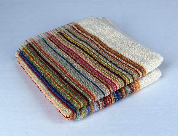 Dish towel, multi-stripe