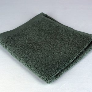 Wash Cloth, Olive Green