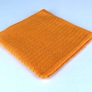 Dish Cloth, orange