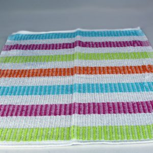 Dish cloth, Multi-Stripe