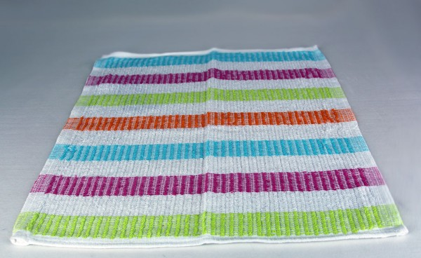 Dish cloth, Multi-Stripe