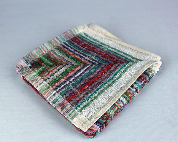 Dish Towel, Multi-color Stripe