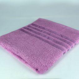 Bath towel, Purple