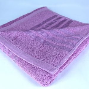 Bath towel, Purple