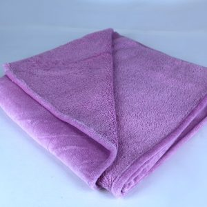 bath towel purple