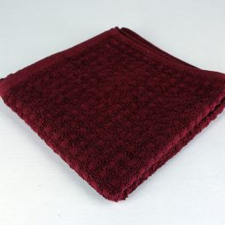 Dish Towel, Burgundy