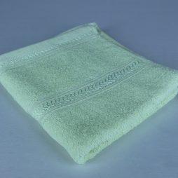 hand towel, honeydew